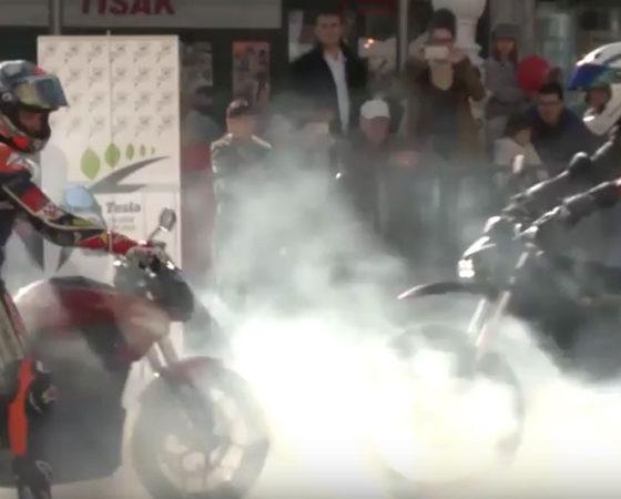 Nikola Tesla EV Rally Zagreb Cup 2015