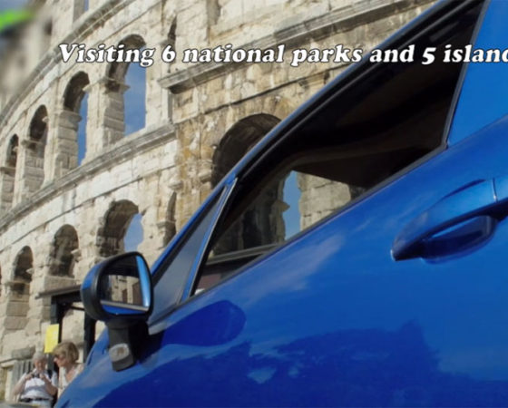 NIKOLA TESLA EV RALLY CROATIA 2017 – Invitation video