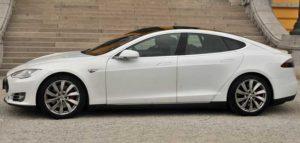 Rent a Tesla