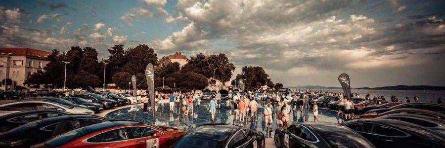 Nikola Tesla EV Rally Croatia 2018