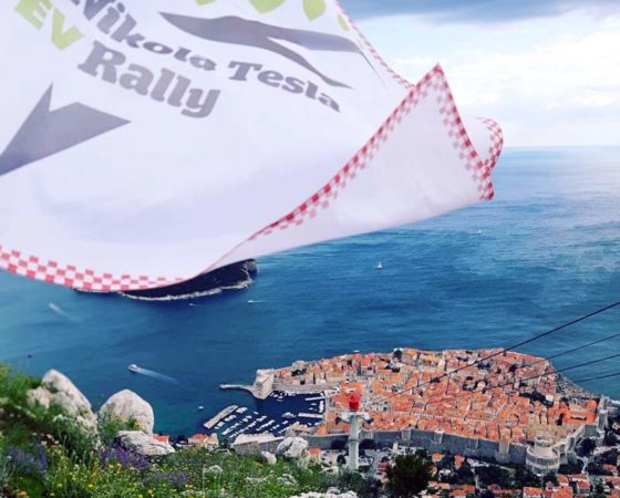 Nikola Tesla EV Rally Croatia 2019 Photo Gallery